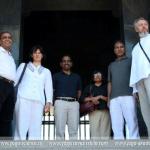 Poseta predstavnika univerzitete Patanjđali, Vivekananda, Kaivaljadhama i Sagar iz Indije Međunarodnoj joga akademiji u Beogradu.