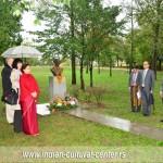 Međunarodni dan nenasilja Ambasadorka Indije i predstavnici Indijskog kulturnog centra u Srbiji