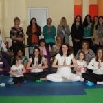 Joga za decu - seminar u Joga savezu Srbije
