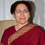 Njena ekselencija, ambasadorka Indije, g-đa Narinder Čauhan