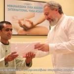Gost iz Indije i profesor Predrag Nikić