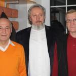 Prof. dr Dragan Martinović, prof. dr Predrag Nikić, prof. dr Dragoljub Višnjić