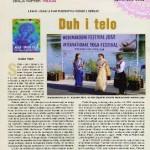 Joga akademija - D. Pajin, intervju 1a