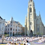 Joga performans u Novom Sadu 3