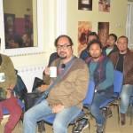 Kirtan grupa Samadhi&Papon - Indija 1