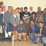 Kirtan grupa Samadhi&Papon - Indija 3