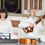 Koncert Kirtan grupe Samadhi, Novosadska sinagoga, 2014 4