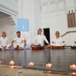 Koncert Kirtan grupe Samadhi, Novosadska sinagoga, 2014 5