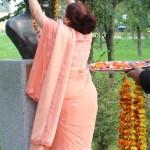 Obeležavanje godišnjice rođenja Mahatme Gandija 2014.
