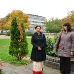 Ambasadorka Indije i predstavnici Indijskog kulturnog centra