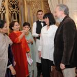 Poseta ministarke spoljnih poslova Indije  Srbiji