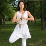 Akcija Joga saveza Srbije VEŽBAJTE JOGU SA NAMA, Yoga park, beogradska Ada 1