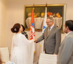 IKC  Ambasadorka Indije u Privrednoj komori RS